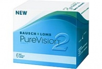 BAUSCH & LOMB - PureVision 2 HD