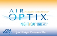 AIR OPTIX NIGHT&DAY (6 čoček)
